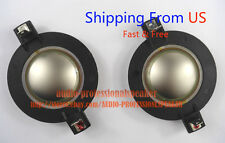 2PCS Replace Diaphragm for Mackie M44ti RCF M81 N450 & EAW 15410081 SRM450 US