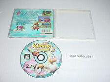 KLONOA: DOOR TO PHANTOMILE game disc only in original case for Playstation / PS2