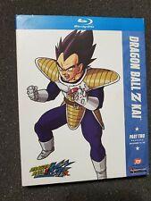 Dragon Ball Z Kai Part Two Blu Ray