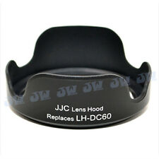 JJC Lens Hood Shade for Canon Powershot SX1IS SX10 IS SX20 IS SX30 IS as LH-DC60