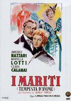 I mariti. Tempesta d'anime (1941) DVD  Nuovo Sigillato Mazzari Lotti Calamai