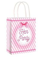 HEN PARTY BAG Bride to Be Girls Ladies Night Hen Do Fun Favors Pink accessories