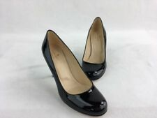Kate Spade Karolina Black Patent Leather Round Toe Pump Size 6.5M OOS  E807/