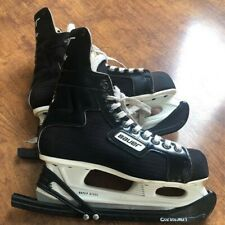 Bauer Hockey Skates, Size 9.5 with blade guards