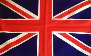 McCaw Allen Cotton  tea towel - Union Jack