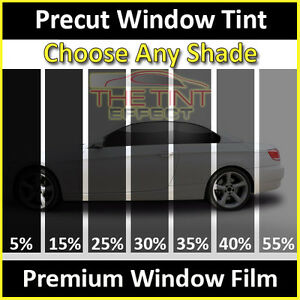 Precut Window Tint For Ford Sport Trac 2000-2006 Front Doors