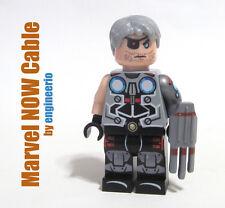 LEGO Custom - Cable - NOW Marvel Super heroes X-Force X-Men mini figure