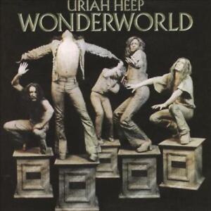 URIAH HEEP - WONDERWORLD NEW VINYL RECORD