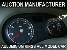 Renault Trafic II 2001-2014  Anelli Alluminio Strumenti Strumentazione 2 pezzi