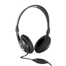 Cuffia TV Con Cavo 4 MT Leggera TV Headphone xtreme 33569 55f77836efbe