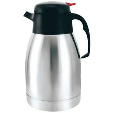 BRENTWOOD Brentwood 1.2 Liter Vacuum Coffee Pot, Stainless Steel