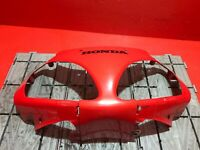 NSR125 HEADLIGHT FRONT FAIRING PANEL RED JC22 FOXEYE