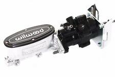 62-67 Chevy II Nova Hydroboost Brake Kit w/ Polished Wilwood Master Cylinder