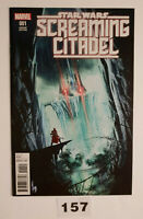 Star Wars: Screaming Citadel #1 1:10 Variant NM 1st Print 2017 Marvel Gillen