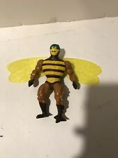 Vtg Masters Of The Universe Heman Action Figure Buzz Off Bee Fly 1981 1982 1983
