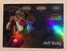 Jeff Kelly 2002 Bowman's Best Certified Autograph Gold Issue #122 LTD #16/99