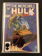 The Incredible Hulk #331 High Grade 24-233 Marvel Key Comic