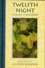 Twelfth Night (The illustrated Shakespeare) by Shakespeare, William Hardback The