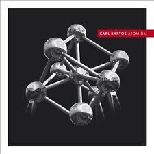 """KARL BARTOS Atomium w ENGLISH & GERMAN Vers LTD ED 7"""" VINYL KRAFTWERK ELECTRONIC"""