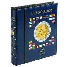 Phare 2 EURO VISTA Münzalbum Incl. 4 münzblätter et cassette (341017)