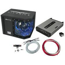 HIFONICS MBP1000.4 BASSPACK 4CH MBP 1000.4 Subwoofer+Amplificador+