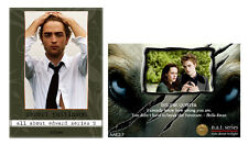 Twilight~ NAT cards~ All About Edward Series 2~ 8th set