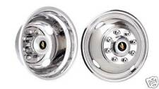 Dually Wheel Simulators  01 02 03 04 05 06 07 Chevy Gmc stainless bolt on