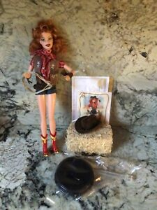 Barbie Way Out West Pin Up Girls As Is No Box