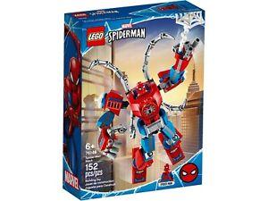 LEGO 76146 Marvel Avengers Super Heroes Supersized Spider-Man Mech Building Set