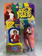 McFarlane Toys - Austin Powers Action Figure - Vintage 1999 New & Unopened