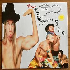 """Red Hot Chili Peppers - Taste The Pain. 7"""" Square  Vinyl"""