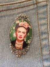 """broche vintage  """" frida kahlo """""""