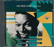 Nat King Cole Nature boy (15 tracks, 'classic jazz')  [CD]