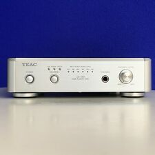 Teac UD H01 dac , headphone amplifier  , xlr and phono out , asynchronous usb
