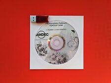 RANDEC FOKSS6th SRM NET DEMO Software+Aladdin HASP HL SRM Net10 DEMOMA USB Key