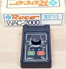 Regulator Speed 'Command Trains Locomotive ROCO WAC-2000 10713 Modeling