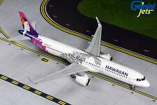 Gemini Jets Hawaiian Airlines Airbus A321neo Reg#n204ha 1/200 G2HAL809