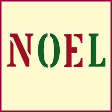 NOEL STENCIL - CHRISTMAS - The Artful Stencil
