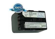 7.4V battery for Sony NP-FM70, NP-FM71, NP-QM71, DCR-PC120BT, DCR-TRV22, DCR-DVD