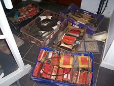 Joblot of 370 new old stock vintage/classic fan belts Car/Commercial/Plant