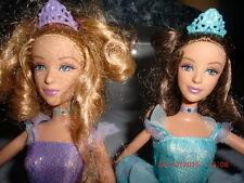 """♥♥  2 x Barbie Puppen aus  den """" 12 tanzenden Prinzessinnen """" ♥♥"""