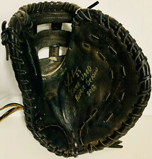Yonder Alonso Signed Game Used Rookie Glove Auto - PSA DNA COA