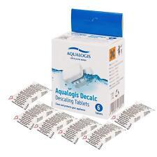 6 Aqualogis Tablettes Détartrantes pour Krups F054 Grain à la Tasse Machine