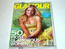Jessica Simpson Cover Glamour June 2008 Magazine New, No Label & In Sealed Bag