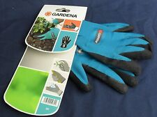 Gardena Gardening and Soil Gloves Size 9 Breathable Water Resist Xmas Gift