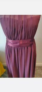 Beautiful Dorothy perkins Showcase bridesmaid/prom Dress  Size 8