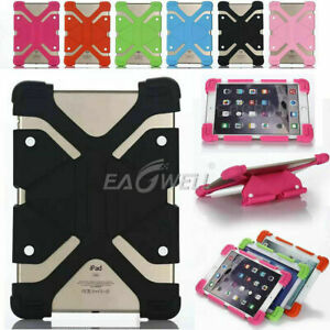 "Universal Silicone Case Extensible Back Cover for Onn 7.0"" 8.0"" Pro 10.1"" Tablet"