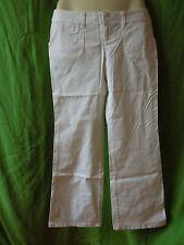 London Jean Victoria's Secret size 2 short pants cotton blend low rise white