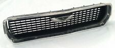 MAZDA 808 RX3 10A FLAT NOSE EARLY GRILLE BLACK WITH BADGE & CHROME SURROUND