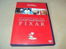 """DVD NEUF """"LA COLLECTION DES COURTS METRAGES PIXAR"""""""